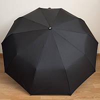 Стильный мужской зонт с деревянной ручкой Т1060