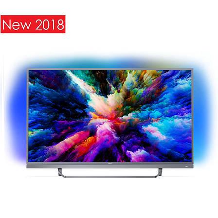 Телевизор Philips 55PUS7503/12 (PPI1700Гц, 4K Smart Android, Quad Core, P5 Perfect Picture, DVB-С/Т2/S2), фото 2