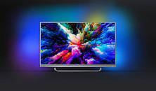 Телевизор Philips 55PUS7503/12 (PPI1700Гц, 4K Smart Android, Quad Core, P5 Perfect Picture, DVB-С/Т2/S2), фото 3