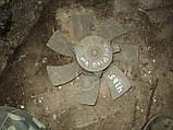 Б/у вентилятор осн радиатора для Mazda 323F, фото 2