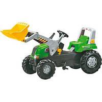 Трактор с ковшом Rolly Toys Junior RT  811465