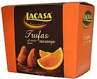 """Конфеты трюфельные Lacasa """"Orange"""" 200г."""
