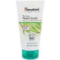 Himalaya, Purifying Neem Scrub, Normal to Oily Skin, 5.07 fl oz (150 ml)