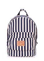 Рюкзак молодежный POOLPARTY синий, фото 1