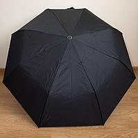 Классический мужской черный зонт 2791