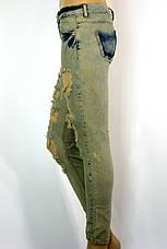Джинсы рваные бойфренды распродажа Morro jiano, фото 2