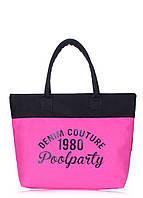 Коттоновая сумка POOLPARTY Paradise, фото 1