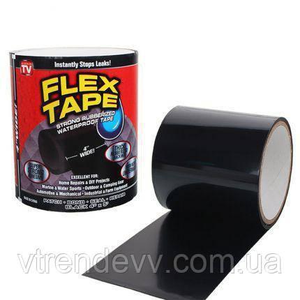 Лента клейкая сверхпрочная Flex Tape
