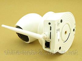 HD Camera X1-UJ36 NO433 Wi-Fi IP 2.0MP p2p управляемая поворотная 360' камера c сигнализацией, видеоняня, фото 3