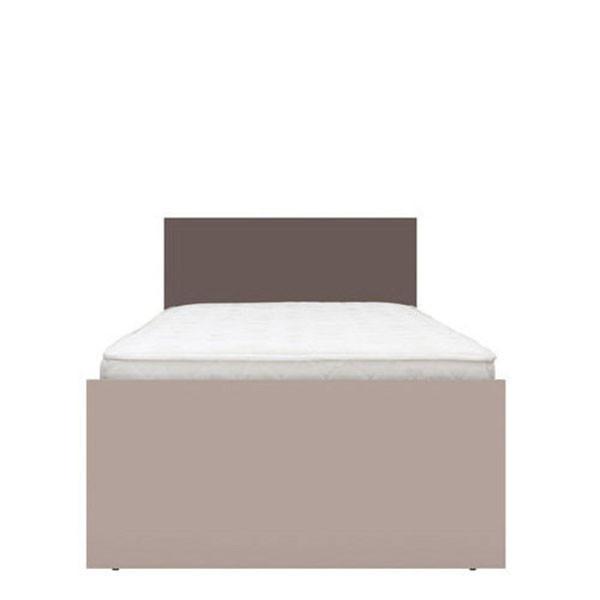 Ліжко дитяче з ДСП/МДФ 90 (каркас) Нікко Gerbor