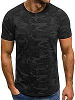 Мужская камуфляжная футболка 0165