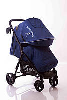 Детская коляска-книжка  Quattro Porte QP-234, Blue , фото 1