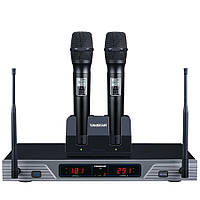 Радиомикрофоны TAKSTAR X8 с зарядкой для микрофонов