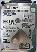 HDD 500GB 7200 SATA3 2.5 Hitachi HTS725050A7E630 неисправный 1T13N16U