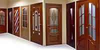 Какие двери лучше: МДФ или шпонированные?