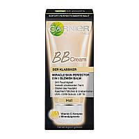 Garnier Skin Naturals BB Cream Der Klassiker 5in1 Hell - ВВ-крем для лица