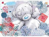 """Альбом для рисования А4 20л """"MTY Floral"""" (130297). YES"""