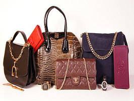 Сумки жіночі, клатчі, гаманці