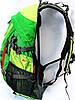 Рюкзак туристический  Leadhake 1016  (25 литров) салатовый, фото 3