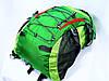 Рюкзак туристический  Leadhake 1016  (25 литров) салатовый, фото 8