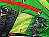 Рюкзак туристический  Leadhake 1016  (25 литров) салатовый, фото 9