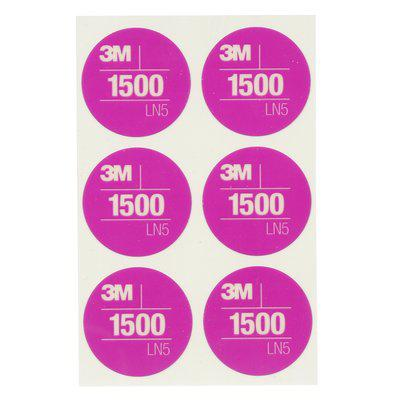 Абразивный диск для удаления дефектов 3М P1500, 32 мм (6шт)