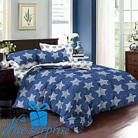 Полутороспальное постельное белье из сатина ЗВЕЗДНОЕ НЕБО (150*220), фото 1