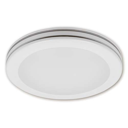 Smart-светильник Feron AL579 36W круг, белый 2880Lm 5000K 400*115mm