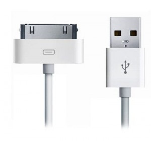 USB кабель 3/4/4S iPhone ipod