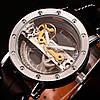 Мужские часы Forsining Air Silver, фото 4