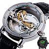 Мужские часы Forsining Air Silver, фото 6