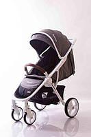 Детская прогулочная коляска Panamera C689 Grey