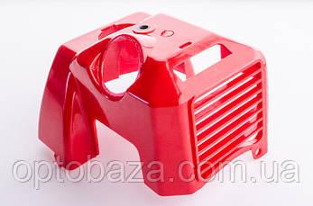Крышка цилиндра (тип 3) для мотокос 40-51 см, куб, фото 2