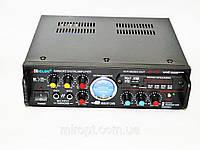 Усилитель звука Ciclon AV-512 + USB + Fm + Mp3 + КАРАОКЕ