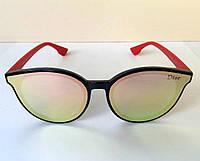 Женские зеркальные очки Dior , фото 1