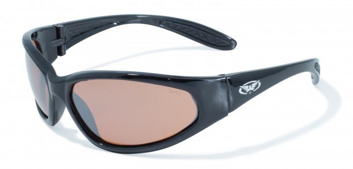 Защитные спортивные очки  Hercules-1(DRIVE MIRROR) от Global Vision (США)