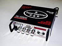 Усилитель звука Xplod SN-808 USB+SD+MP3