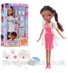 Кукла врач набор доктора Доктор Плюшевая, 888E, 005765