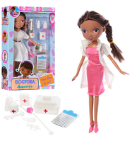 Кукла врач набор доктора Доктор Плюшевая, 888E, 005765, фото 1