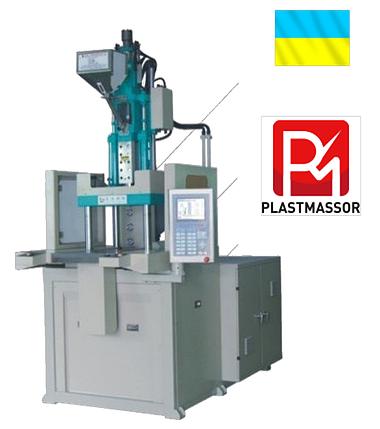 Настольный ручной станок для литья пластмасс, фото 2