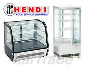 Витрины холодильные Hendi (Нидерланды)