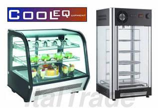 Витрины холодильные Сooleq (Китай)