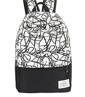 Школьный рюкзак Граффити