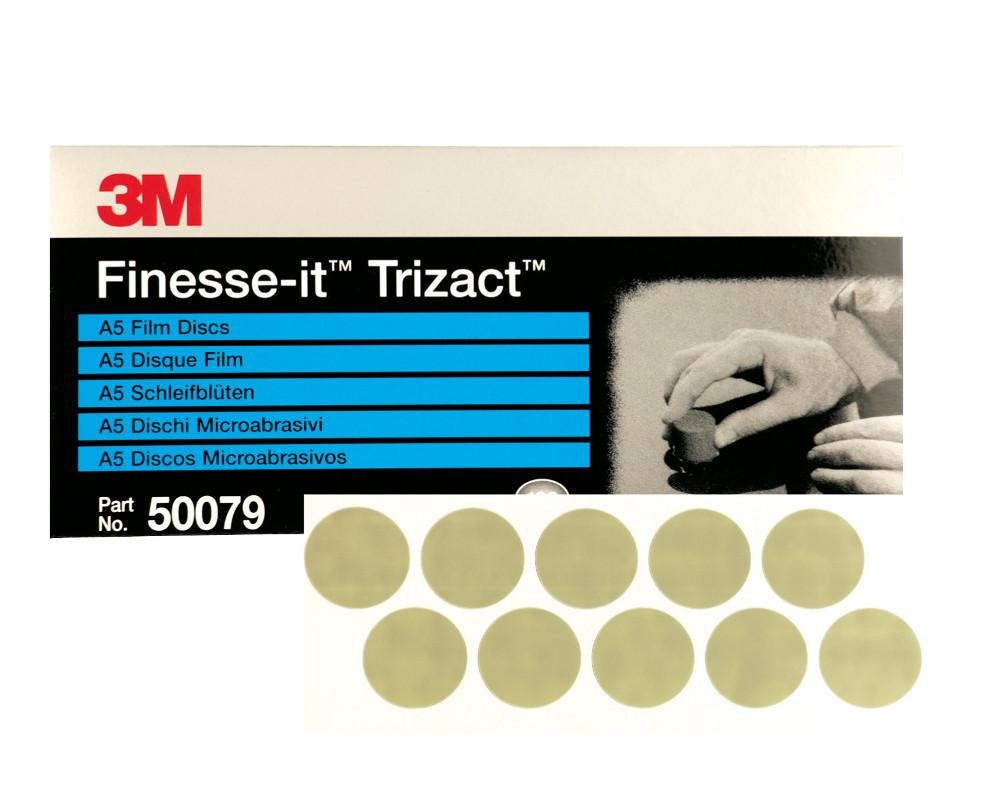 Сверхтонкий абразивный диск 3M Trizact P3000 32мм