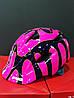 Велошолом дитячий DUCKY R2 ХS 48-52 см рожевий глянцевий ATH10N/XS