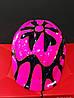Велошолом дитячий DUCKY R2 ХS 48-52 см рожевий глянцевий ATH10N/XS, фото 2