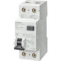 УЗО (дифреле) Siemens (AC, 30мА 1+N-P C6 6кA), 5SU1356-1KK06