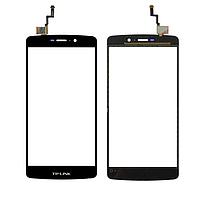 Оригинальный тачскрин / сенсор (сенсорное стекло) для TP-Link Neffos C5 Max (черный цвет)