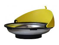 Магнитный держатель (тарелка с крышкой) d148мм 7003A АСКО-УКРЕМ