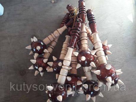 Булава деревянная, фото 2